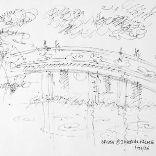 30. Bridge at Imperial Palace 6-22-06