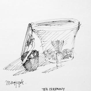 34. Tea Ceremony #3 6-22-06