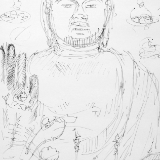 42. The Great Buddha Todaiji Temple Nara 6-24-06