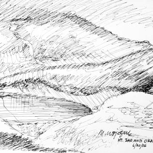 78. Mt. Zao and Okama 6-30-06