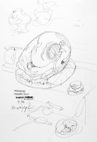 81. Mokugyo Headless Bells Buddhist 7-1-06